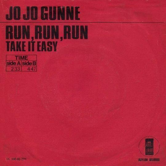 Coverafbeelding Jo Jo Gunne - Run, Run, Run
