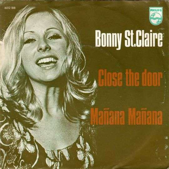 Coverafbeelding Mañana Mañana - Bonny St. Claire