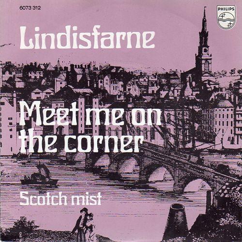 Coverafbeelding Lindisfarne - Meet Me On The Corner