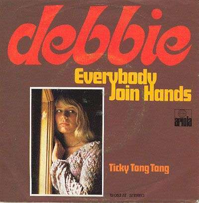 Coverafbeelding Everybody Join Hands - Debbie