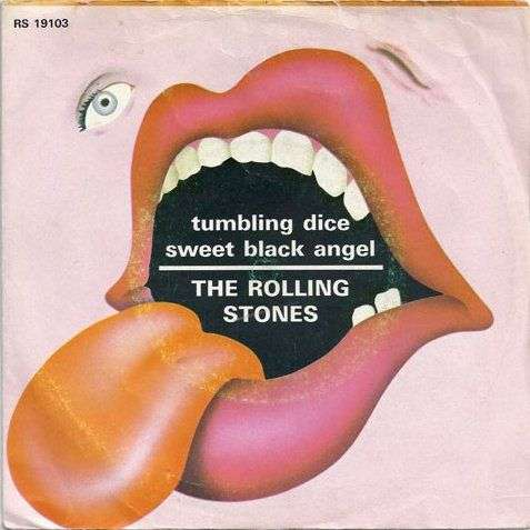 Coverafbeelding Tumbling Dice - The Rolling Stones