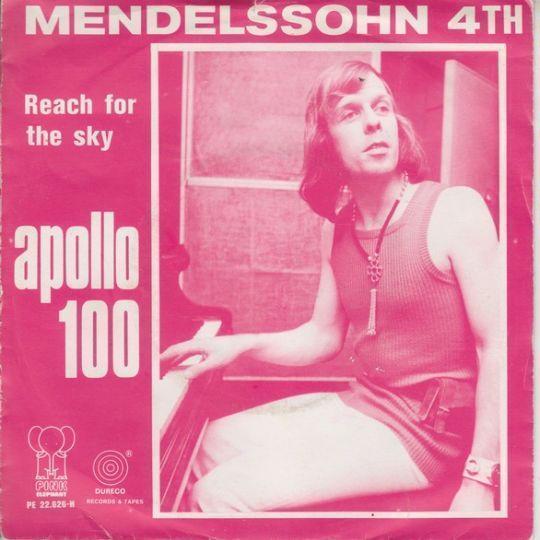 Coverafbeelding Mendelssohn 4Th - Apollo 100