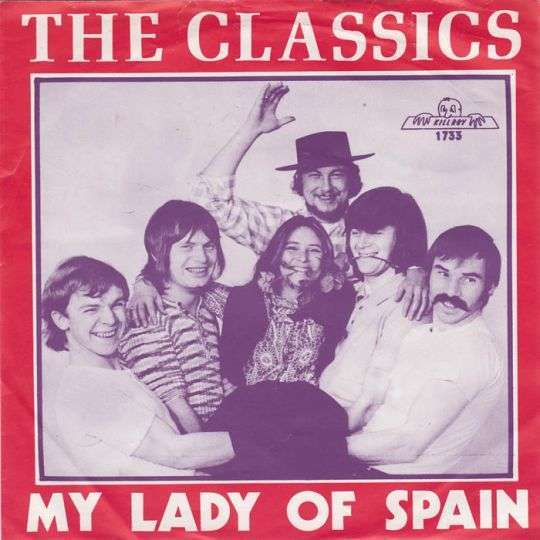 Coverafbeelding The Classics - My Lady Of Spain