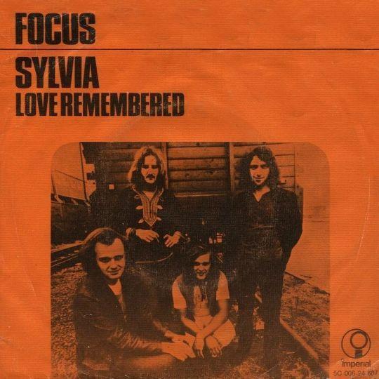 Coverafbeelding Sylvia - Focus