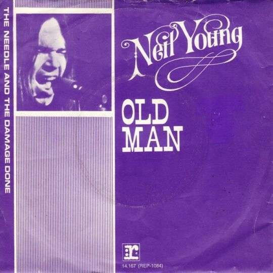 Coverafbeelding Old Man - Neil Young