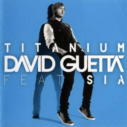 Coverafbeelding Titanium - David Guetta Feat. Sia