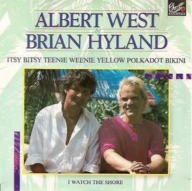 Coverafbeelding Itsy Bitsy Teenie Weenie Yellow Polkadot Bikini - Albert West & Brian Hyland