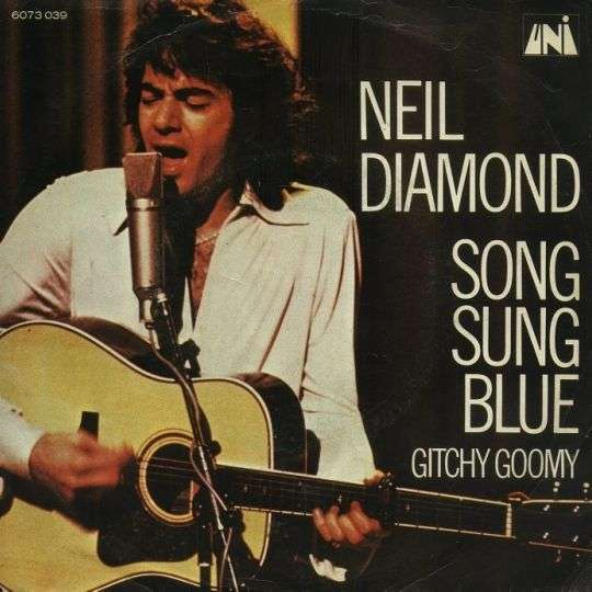 Coverafbeelding Song Sung Blue - Neil Diamond