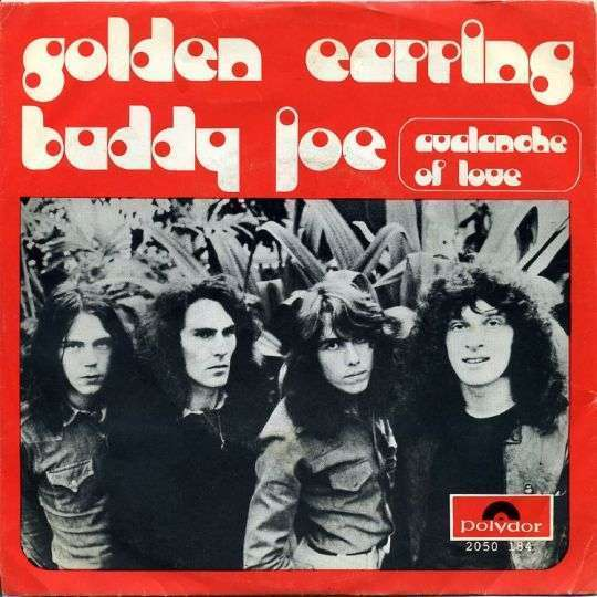 Coverafbeelding Golden Earring - Buddy Joe