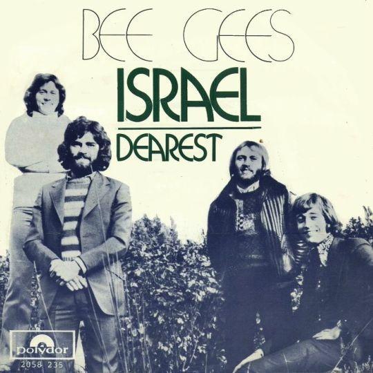 Coverafbeelding Israel - Bee Gees