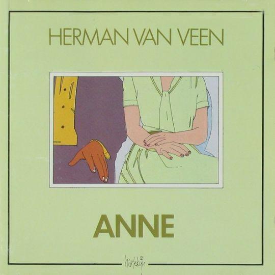 Coverafbeelding Anne - Herman Van Veen
