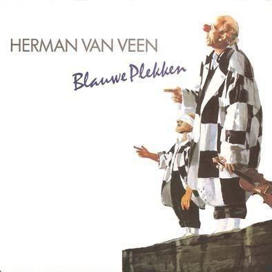 Coverafbeelding Blauwe Plekken - Herman Van Veen