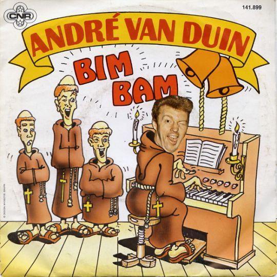 Coverafbeelding Bim Bam/ Als Je Huilt - André Van Duin