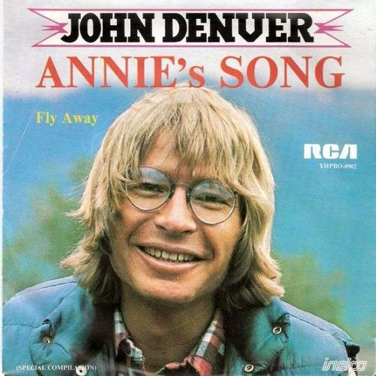 Coverafbeelding Annie's Song - John Denver