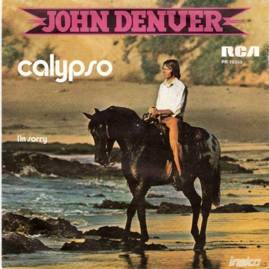 Coverafbeelding Calypso - John Denver