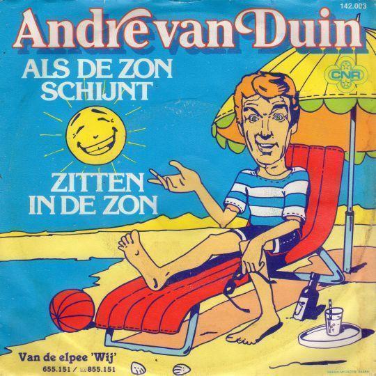 Coverafbeelding Als De Zon Schijnt - André Van Duin