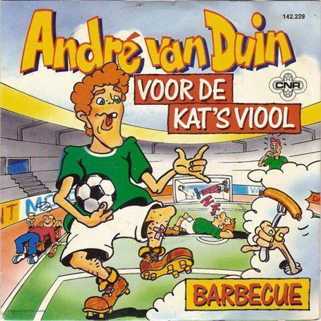 Coverafbeelding Barbecue - André Van Duin
