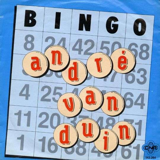 Coverafbeelding Bingo - André Van Duin