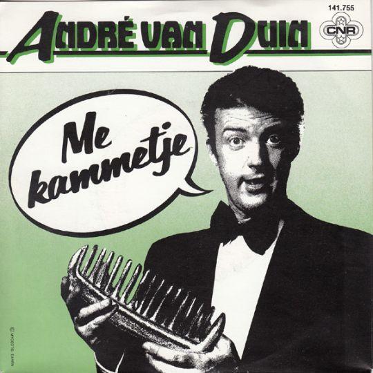 Coverafbeelding Me Kammetje/ Ik Heb 'm Nog Wel... - Andr� Van Duin/ Jut En Jul