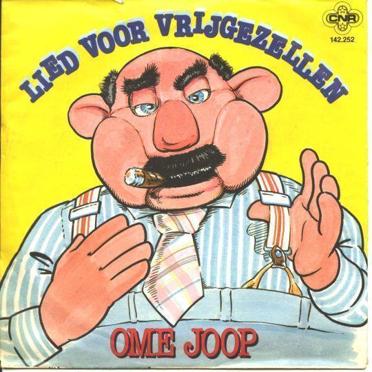 Coverafbeelding Lied Voor Vrijgezellen/ De Rol Van De Behanger - Ome Joop/ Andr� Van Duin