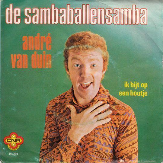 Coverafbeelding De Sambaballensamba - Andr� Van Duin