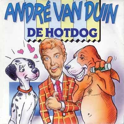Coverafbeelding De Hotdog - Andr� Van Duin