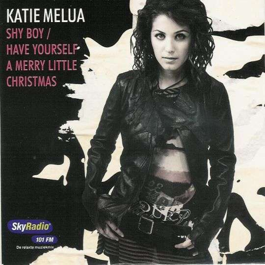 Coverafbeelding Shy Boy/ Have Yourself A Merry Little Christmas - Katie Melua