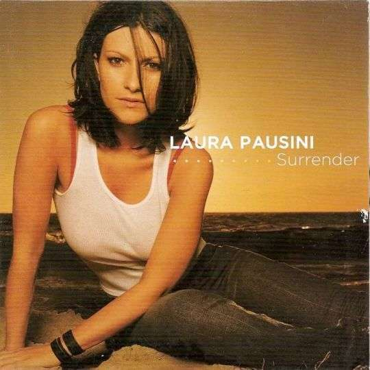 Coverafbeelding Surrender - Laura Pausini