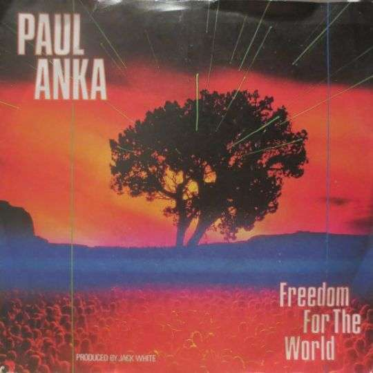 Coverafbeelding Paul Anka - Freedom For The World