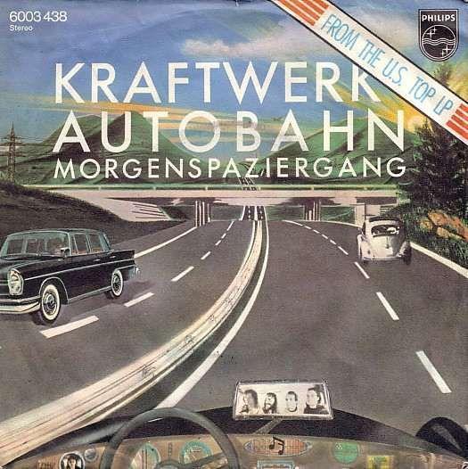 Coverafbeelding Autobahn - Kraftwerk