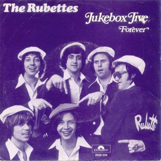 Coverafbeelding Jukebox Jive - The Rubettes