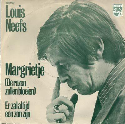 Coverafbeelding Louis Neefs - Margrietje (De Rozen Zullen Bloeien)