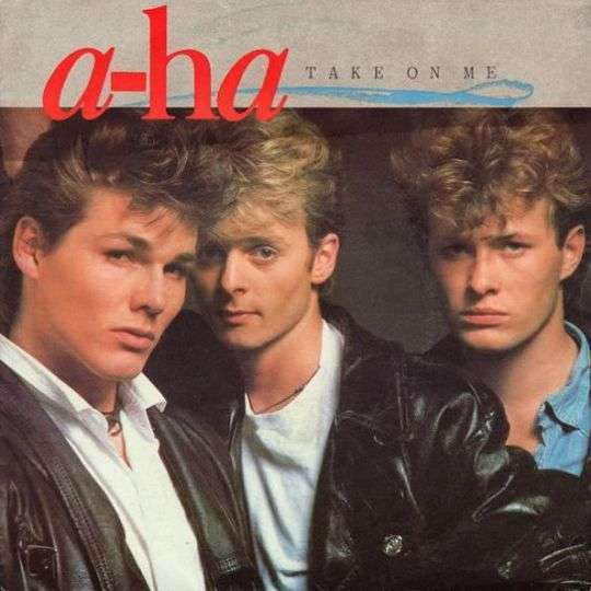 Coverafbeelding Take On Me - A-ha