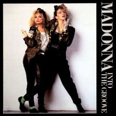 Coverafbeelding Into The Groove - Madonna