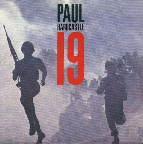 Coverafbeelding Paul Hardcastle - 19