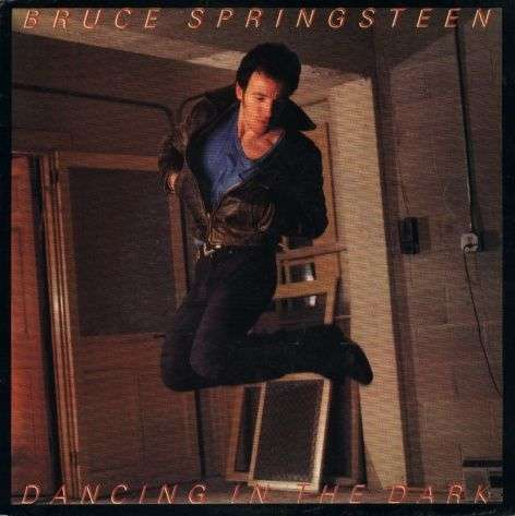 Coverafbeelding Dancing In The Dark - Bruce Springsteen
