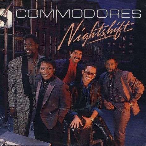 Coverafbeelding Nightshift - Commodores