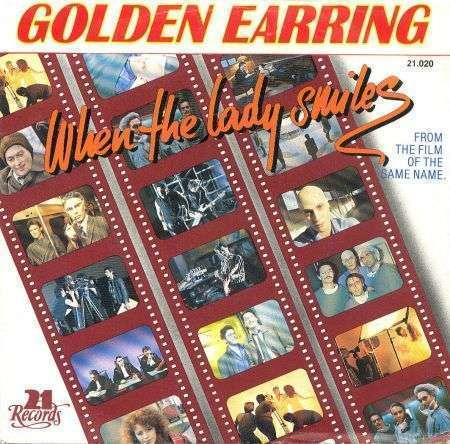 Coverafbeelding When The Lady Smiles - Golden Earring