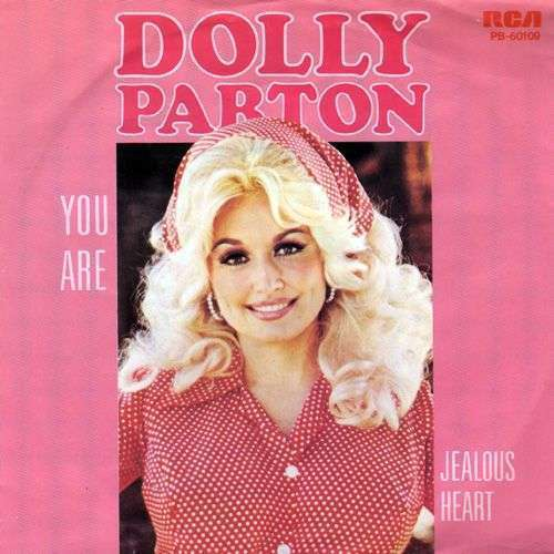Coverafbeelding Dolly Parton - You Are