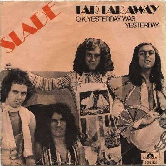 Coverafbeelding Far Far Away - Slade