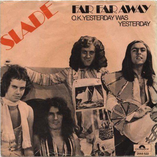 Coverafbeelding Slade - Far Far Away