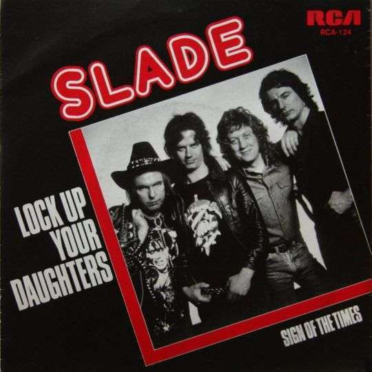 Coverafbeelding Lock Up Your Daughters - Slade