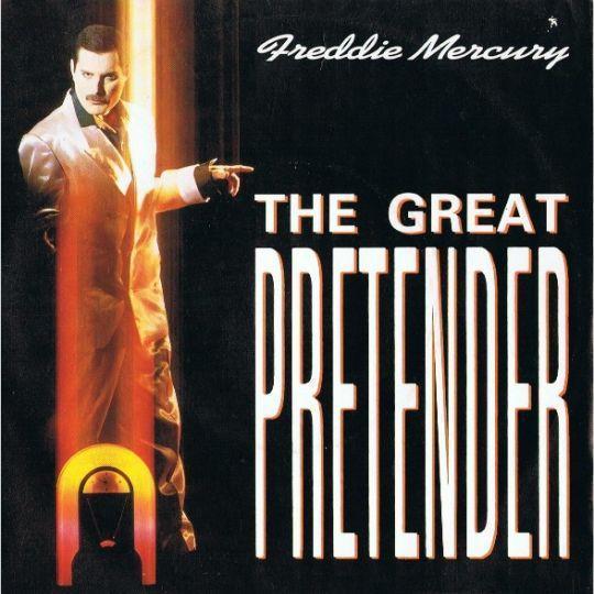 Coverafbeelding Freddie Mercury - The Great Pretender