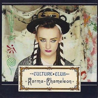 Coverafbeelding Karma Chameleon - Culture Club