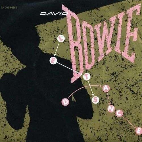 Coverafbeelding Lets Dance - David Bowie