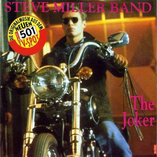Coverafbeelding Steve Miller Band - The Joker