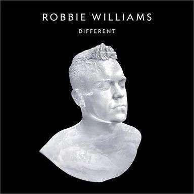 Coverafbeelding robbie williams - different