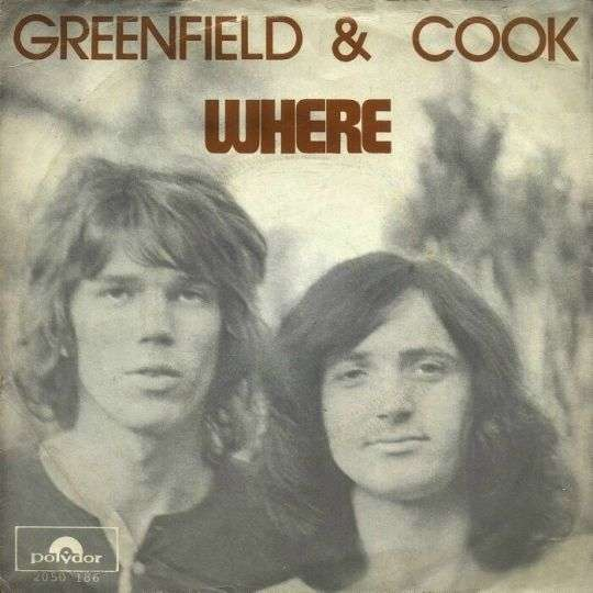 Coverafbeelding Where - Greenfield & Cook