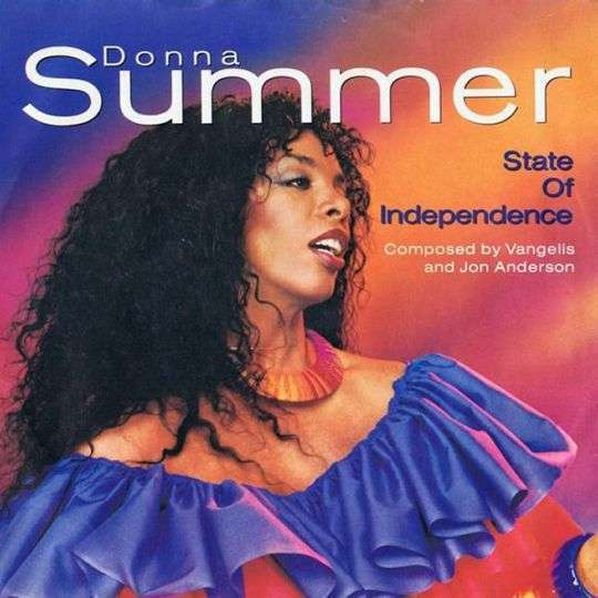 Coverafbeelding State Of Independence - Donna Summer