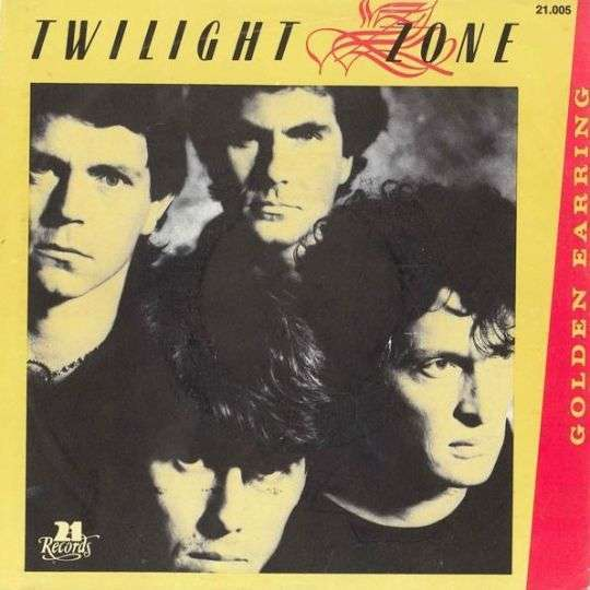 Coverafbeelding Golden Earring - Twilight Zone